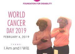 World Cancer Day 2019 : VICKIE ROBERT FOUNDATION NIGERIA
