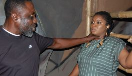 Watch Out As Omotola Jolade, Sola Sobowale, Yemi Blaq Other Starr In Soon Coming Movie – Shadow Parties